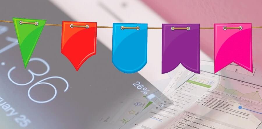 флаги mylifeorganized